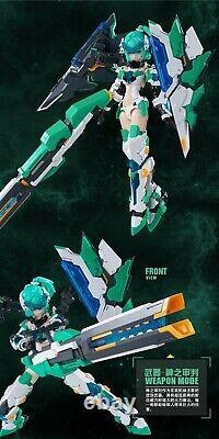 1/12 MS AGP FRAME ARMS GIRL Gundam Anime Model Kit PVC Action Figure