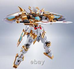 1.144 Metal Robot Spirits Sun Quan Gundam Model Alloy Action Figure Finished Toy