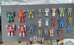 21 Gundam Wing Action Figure Robots Parts / Weapons SA-S Bandai Endless Waltz