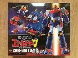 Action Toys Mini Series 01 Com-Battler Chodenji Robo Combattler V New