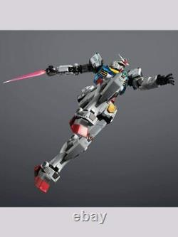 BANDAI Chogokin GUNDAM FACTORY YOKOHAMA RX-78F00 Gundam Limited JAPAN 2020 EMS
