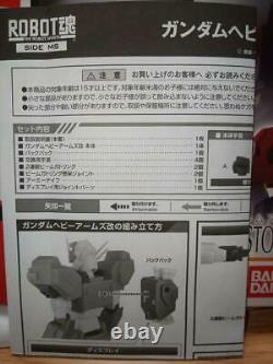 BANDAI Gundam Heavy Arms Kai Robot Spirits SIDE MS From Japan USED