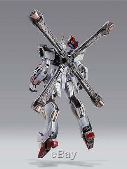 BANDAI METAL BUILD GUNDAM CrossBone X1 Action figure JAPAN OFFICIAL IMPORT