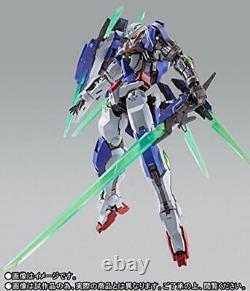 BANDAI METAL BUILD Gundam Exia Repair IV 4 Japan anime silver blue Action Figure