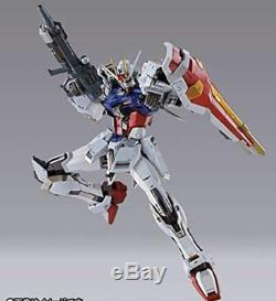 BANDAI METAL BUILD INFINITY LIMITED GAT-X105 STRIKE GUNDAM Action Figure JAPAN