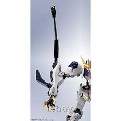 BANDAI METAL ROBOT SPIRITS SIDE MS BARBATOS LUPUS REX Action Figure with Tracking