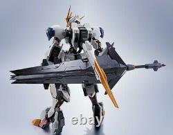 BANDAI METAL ROBOT SPIRITS SIDE MS Barbatos Lupus Rex Action Figure, In stock