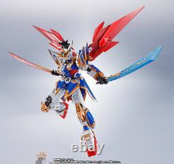 BANDAI METAL ROBOT Soul Spirits LIU BEI GUNDAM (REAL TYPE ver.) Figure