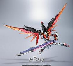 BANDAI Metal Build Destiny Gundam Heine Action Figure Model kit F/S Japan New