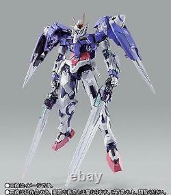 BANDAI Metal Build Double O Raiser Designers Blue Ver. Gundam JAPAN OFFICIAL EMS