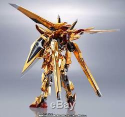 BANDAI Metal Robot Spirits ORB-01 AKATSUKI GUNDAM 00WASHI unit Action Figure