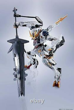 BANDAI Metal Robot Spirits SIDE MS Gundam Barbatos Lupus Rex JAPAN OFFICIAL