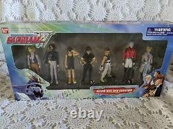 BANDAI Mobile Suit Gundam Wing Gundam Wing Hero Collection