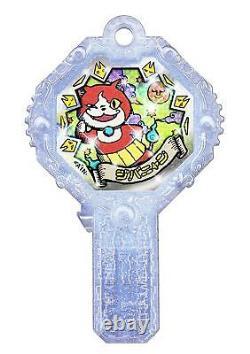 BANDAI Yokai Watch Shadow Side DX Youkai Yo-kai Wrist Watch Elda JAPAN IMPORT