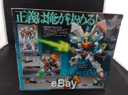 Bandai Excellent reality Robot Spirits SIDE MS Altron Gundam Action Figure