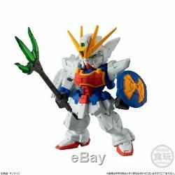 Bandai FW Converge CORE Gundam W Endless Waltz Operation Meteor 5 kinds set