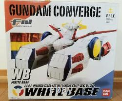 Bandai FW GUNDAM CONVERGE WHITE BASE Candy Toy Japan Express Mail From Japan FS