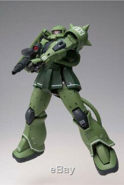 Bandai GFF MS-06C ZAKU II Type C GUNDAM FIX FIGURATION METAL COMPOSITE Pre-order