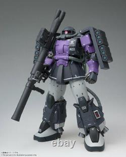 Bandai Gundam Fix Metal Composite MS-06R-1A High Mobility Type Zaku II PRESALE