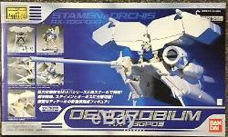 Bandai Gundam Mobile Suit Fighter GP-03 Dendrobium Stamen Action Figure MSIA Lot