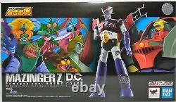 Bandai Gx-70spd Mazinger Z DC Damage Anime Color Limited Edition