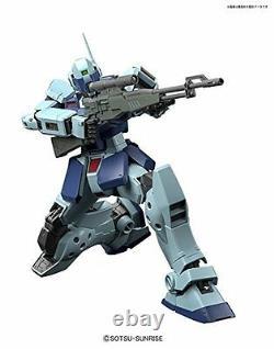 Bandai Hobby MG 1/100 GM Sniper II Gundam 0080 Action Figure