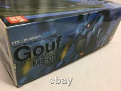 Bandai Hobby MS-07B Gouf 1/60 Bandai Hyper Hybrid Action Figure BAN114151 K`