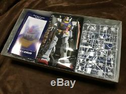 Bandai Hobby RX-78-2 Mobile Suit Gundam Perfect Grade Action Figure Scale 160