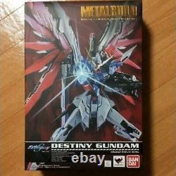 Bandai Metal Build Destiny Gundam Tamashii Nations Action Figure Japan