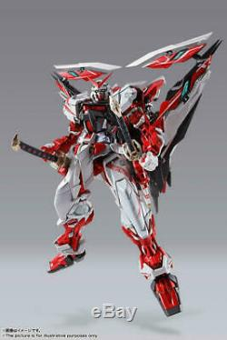 Bandai Metal Build Gundam Astray Kai Red Frame Figure Alternative strike Ver