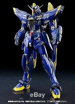 Bandai Metal Build Gundam F91 Harrison Maddin Action Figure JAPAN USED