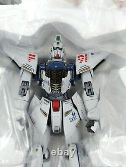 Bandai Metal Build Mobile Suit Gundam F91 Action Figure Missing Pieces