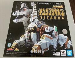 Bandai Metal Robot Soul Of Chogokin Titanus Megazord Action Figure