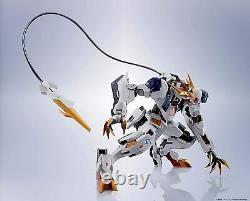 Bandai Metal Robot Spirits Iron-Blooded Orphans Gundam Barbatos Lupus Rex Figure