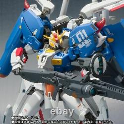 Bandai Metal Robot Spirits Ka signature SIDE MS Ex-S Gundam Task Force Alpha F/S