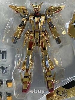 Bandai Metal Robot Spirits Mobile Suit Gundam Akatsuki Oowashi Action Figure