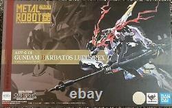 Bandai Metal Robot Spirits Mobile Suit Gundam Barbatos Lupus Rex Action Figure