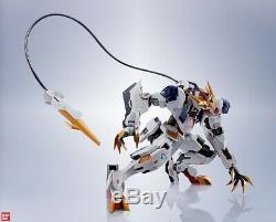 Bandai Metal Robot Spirits Side MS Gundam Barbatos Lupus Rex Action Figure USA