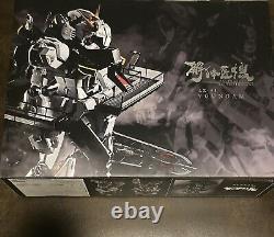 Bandai Metal Structure RX-93 V Robot Mobile Suit Nu Gundam Action Figure