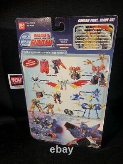 Bandai Mobile Fighter G Gundam MASTER Gundam Action Figure MOC