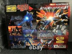 Bandai Mobile Suit Fighter God Gundam Is Born Burning Action Figure Msia