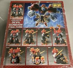 Bandai Mobile Suit Fighter Gundam Dark Devil Mobile Final Action Figure MSIA