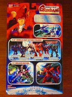 Bandai Mobile Suit Gundam Deluxe Edition 2002 MSN-04 Sazabi New 11 Toonami