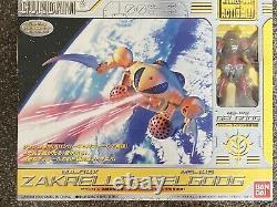 Bandai Mobile Suit Gundam Fighter Armor Zakrello MS MSIA In Action Figure