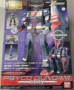 Bandai Mobile Suit Gundam Fighter Psycho Armor MS In Action Figure Msia