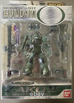 Bandai Mobile Suit Gundam Fighter Zaku 2 Version 2 MS In Action Figure MSIA