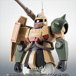 Bandai ROBOT SPIRITS SIDE MS Gundam MS-06K ZAKU CANNON Ver A. N. I. M. E. Figure
