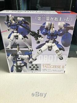 Bandai Robot Spirits Damashii Anime Mobile Suit Gundam Tallgeese 2 Action Figure