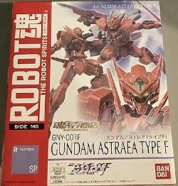 Bandai Robot Spirits Damashii Mobile Suit Gundam 00 Astraea Type F Action Figure