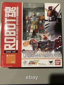 Bandai Robot Spirits Damashii Mobile Suit Gundam Heavyarms Kai Action Figure